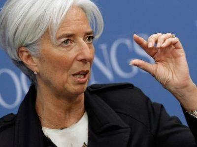 МВФ ожидает сжатия российской экономики в 2016 году