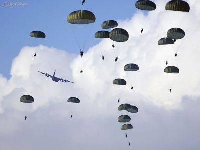 В Приморье пройдут масштабные учения десантников