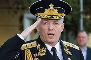 СМИ: Вице-адмирал Носатов назначен врио командующего Балтийским флотом