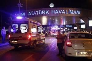 СМИ: К теракту в аэропорту Стамбула может быть причастен чеченец