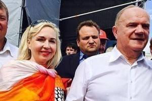 Жена пойманного на взятках террористического чиновника рвется в Госдуму РФ с коммунистами