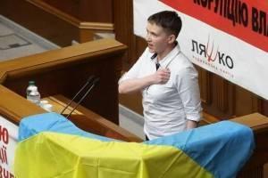 Аваков о Савченко: Не царица она вам никакая. Несите-ка вы ей разбитое русское корыто