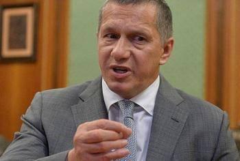Крутой занос вице-премьера Трутнева