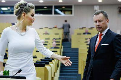 Денис Вороненков ушел из политики в розыск