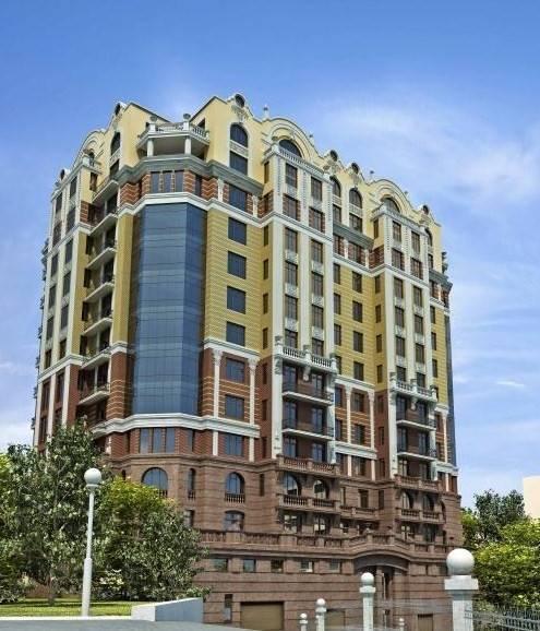 Жене скандального Мартыненко подарили пару элитных квартир в центре Киева