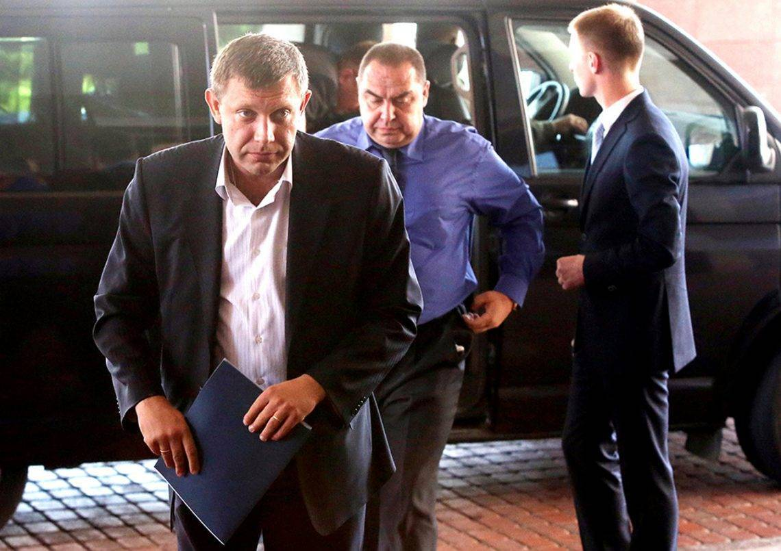 Сделка с бандитами. Как украинская власть торгует с ОРДЛО