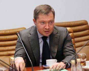 Дмитрия Кривицкого ввели в дорожное дело