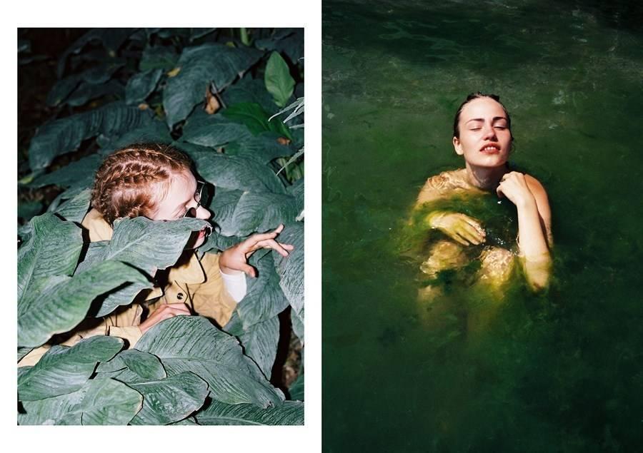 Модный британский журнал написал об украинке, которая делает «обнаженные» фото