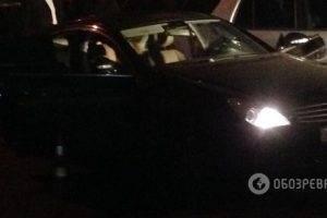 В Киеве расстреляли бизнесмена в авто с детьми