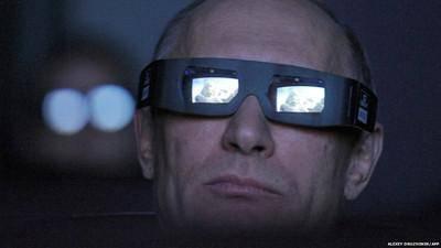 Путин — актеру Машкову: «Не украли, а дали посмотреть»