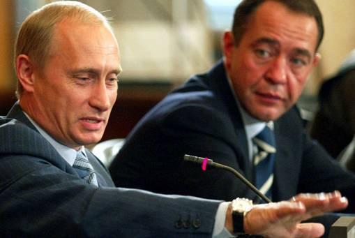 ФБР поражено масштабами пьянства Михаила Лесина