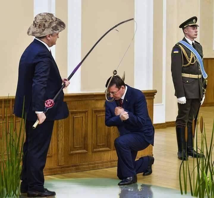 Иудушка Юрий Луценко. Самые громкие недорасследованные преступления новейшей истории
