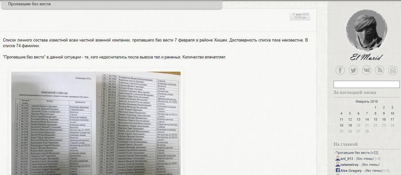 Провальную операцию РФ в Хишаме планировал начальник оперативного отделения ЧВК «Вагнера» Сергей Ким