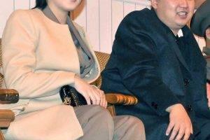 В сети появилась информация о первой леди КНДР Ли Соль Чжу