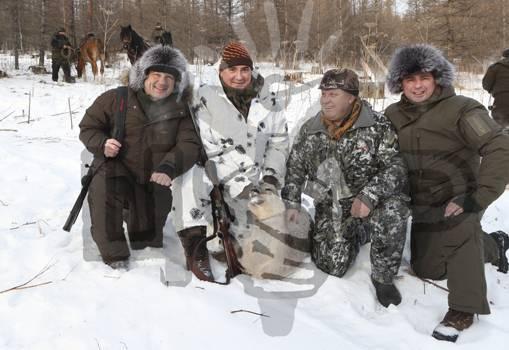 Особенности губернаторской охоты Воробьева, Дюмина, Зимина, Миронова и др.