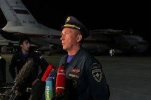 Александр Томашов пролетел на самолетах-амфибиях
