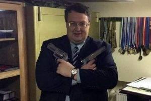 Хоромы Антона Геращенко за $3 тыс. в месяц