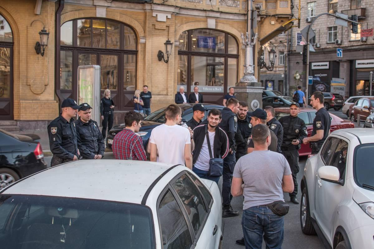 «Знали бы, что он депутат, не били бы», – нападавшие на Найема чеченцы жалеют о своем поступке