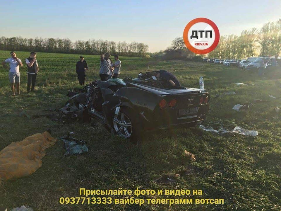 Погибшим в ДТП под Харьковом оказался известный гонщик