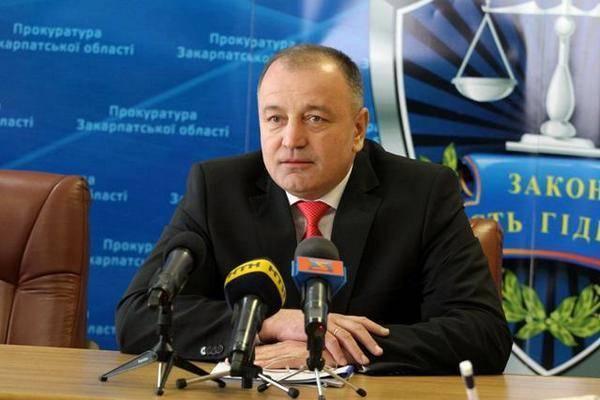 Новое лицо «луценковских» областных прокуратур