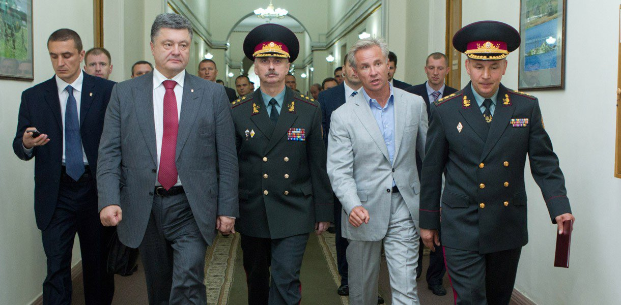 Курочка Ряба на новый лад: Как Юрий Косюк возвысился за счет дружбы с Порошенко
