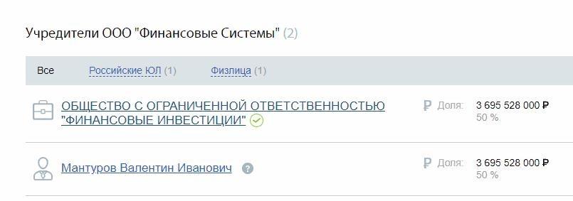 Чемезов и Мантуров «замахнулись» на бизнес Ткачева?