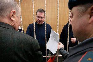 В компанию «рыбного короля» Виталия Орлова пришли с обысками
