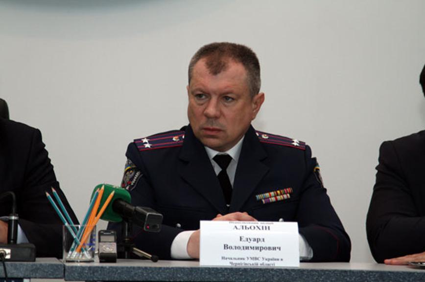 Оборотень в погонах – начальник Черниговской полиции Эдуард Алехин решил вернуть область в девяностые