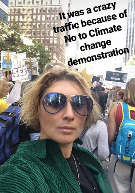 Виктория Тигипко провела отпуск на Ибице и в Сан-Франциско
