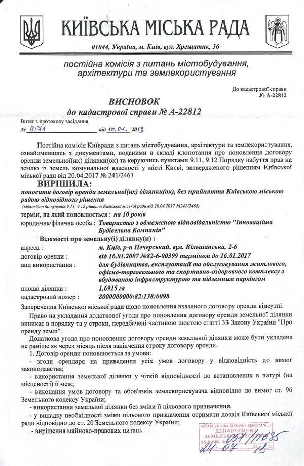 От Черновецкого — к Кличко: как «вкрасти згідно з чинним законодавством»