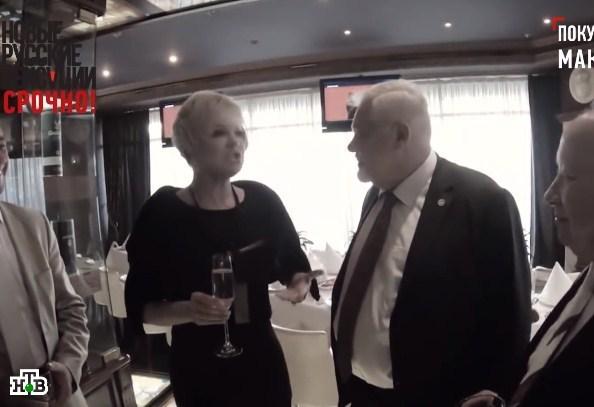 «Не буду отрицать»: росСМИ раскрыли «тайну» Максаковой