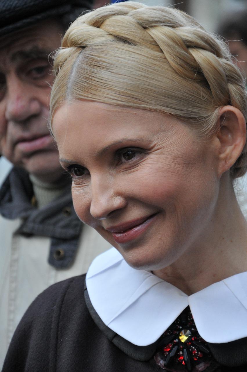 Палихата- спонсор Юлии Тимошенко