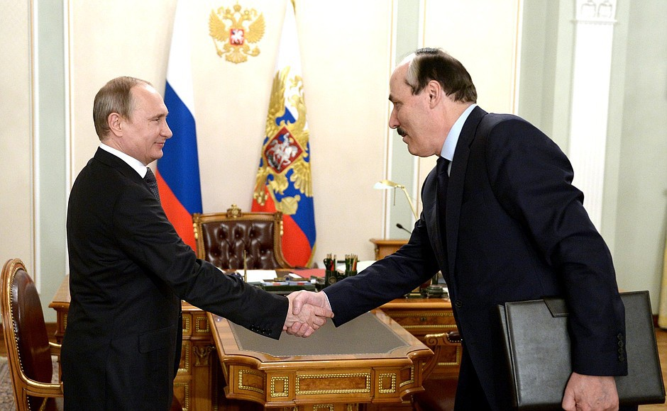 Абдулатипов станет послом и спецпредставителем России в Организации исламского сотрудничества