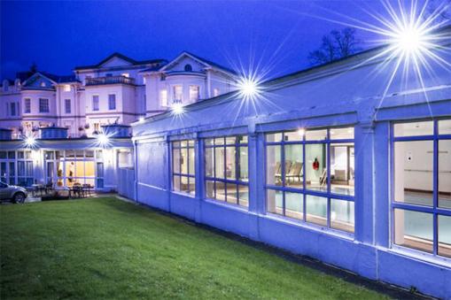 Борис Минц — привидение отеля DoubleTree by Hilton Cheltenham