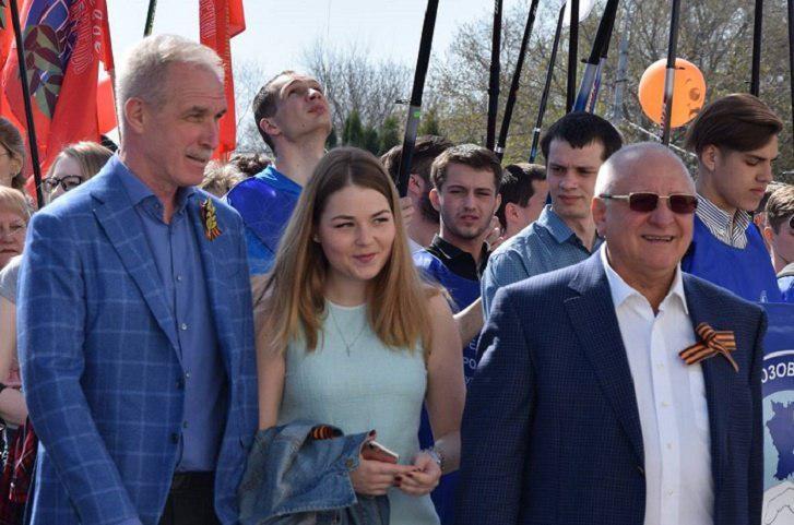 Фаворитки губернатора Сергея Морозова