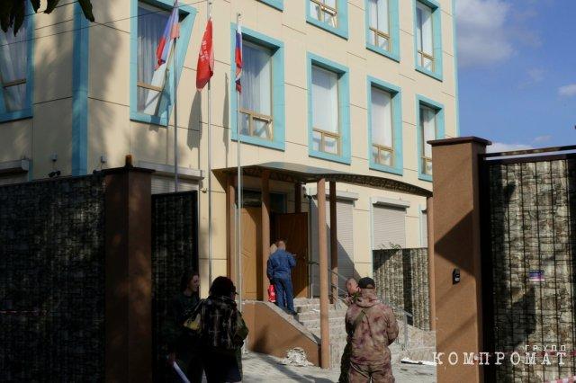 Передел сфер влияния в Донецке