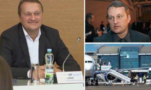 Александр Нестеренко: досье, компромат и «приватизация» Жулян