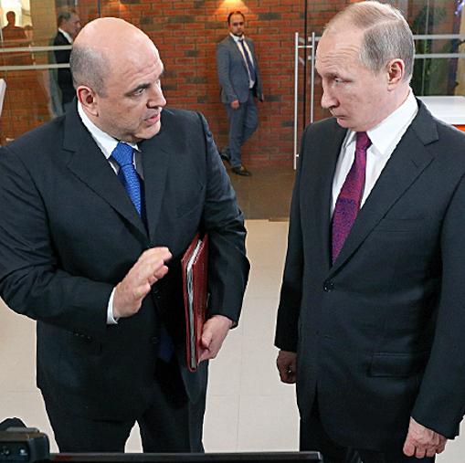 Коммерческий шпион в ведомстве Мишустина получает 1,5 млн за удачную сделку