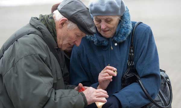 Пенсионеры за все заплатят