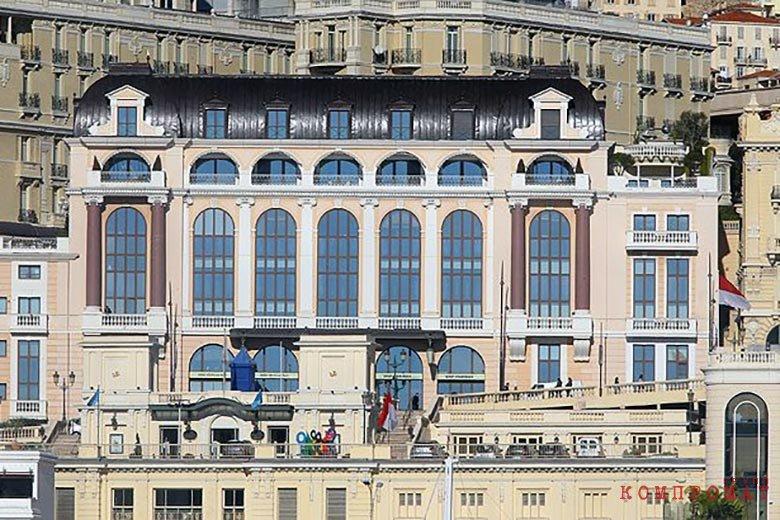 В апартаментах Рыболовлева в Монако прошли обыски