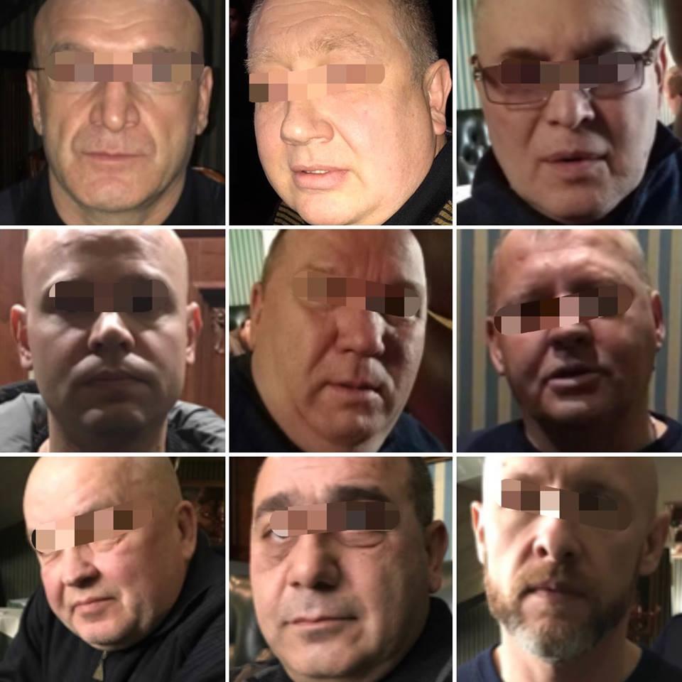 Полиция Украины сорвала «сходку» на поминках «вора в законе» Мамеда