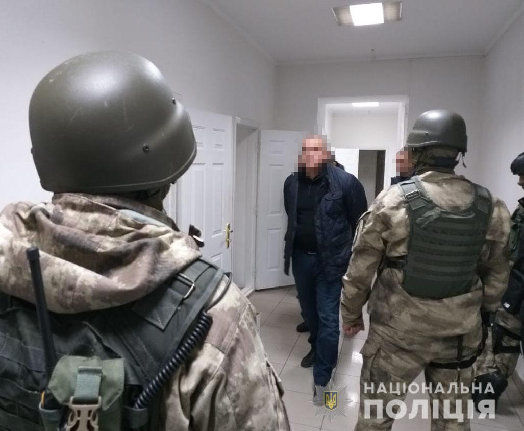 """На долларовой взятке задержали депутата от """"Оппоблока"""""""