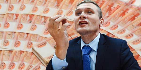 Новый глава Хакасии: финансы крутятся – доходы мутятся