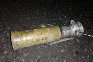 В Днепре из гранатомета обстреляли бронированный внедорожник с грузинским «авторитетом» внутри