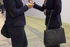 Нардеп Луценко ходит с сумкой за 3,6 тысячи долларов: в декларации ее нет