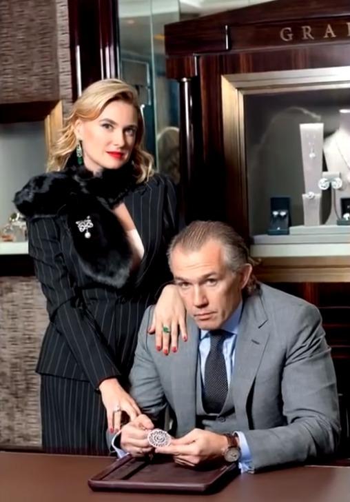 Проклятие Graff'a и тень жены Порошенко