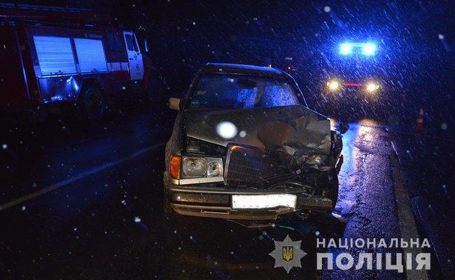 Бывший начальник уголовного розыска Луцка устроил пьяное ДТП, в котором погибли 2 человека