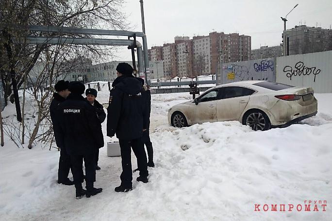 В Нижнем Новгороде произошла перестрелка у здания школы. Один человек ранен