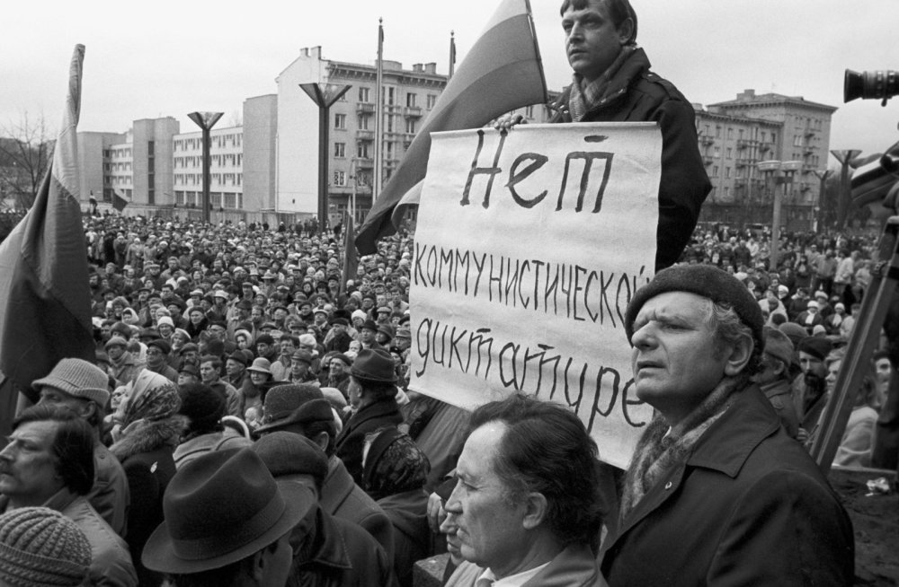 Бывшего министра обороны СССР приговорили к 10 годам за ввод войск в Литву в 1991 году