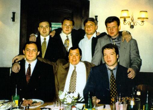Солнцевские друзья Арнольда Спиваковского